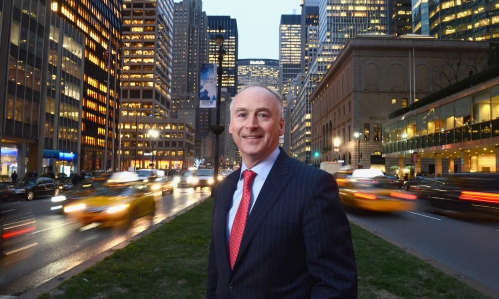 Chairman John Fitzpatrick